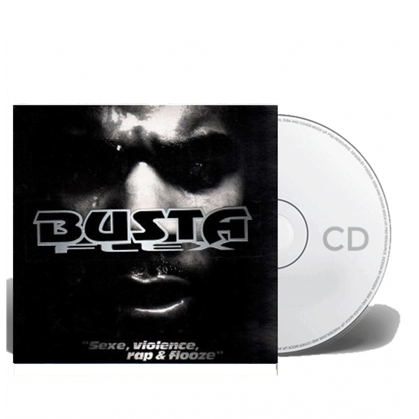 "Album Cd ""Busta flex"" - Sexe,violence,rap et flooze"
