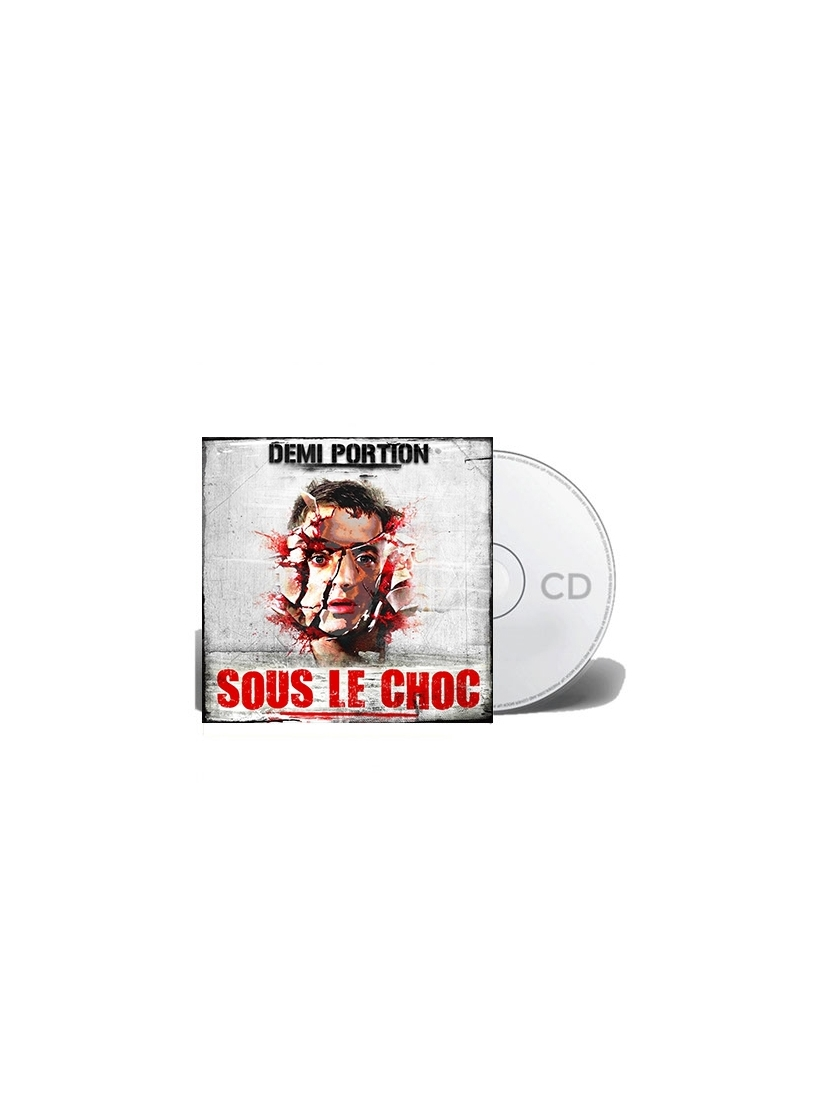 "Album Cd "" Demi-portion "" -Sous le choc"