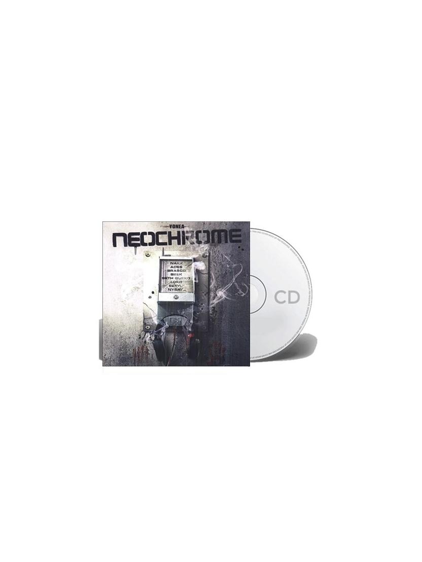 "Album Cd ""Neochrome"" - Hall star (cd+dvd)"