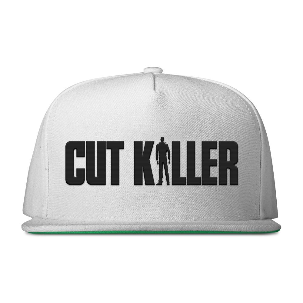 "snapback blanche ""cut killer"""