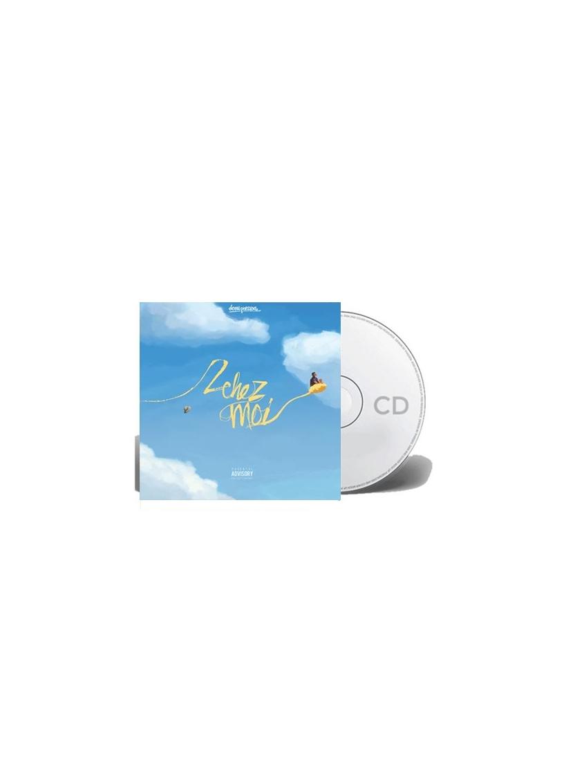 """Album cd """"Demi Prtion"""" - 2 chez moi"""