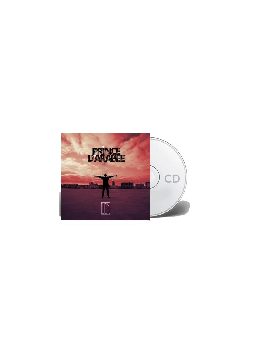 "Album cd ""Prince d'Arabee"" - Lien"