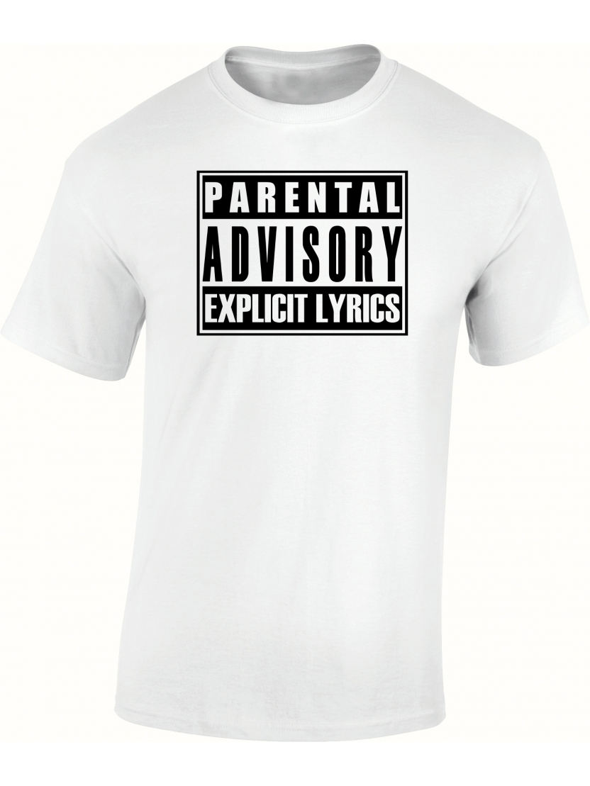 Tee-shirt Parental Advisory