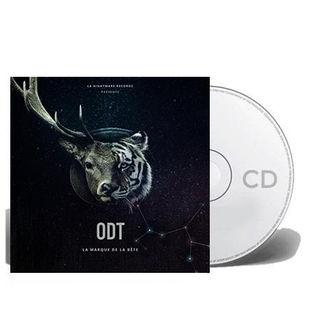 Album CD ODT - Le masque de la bête
