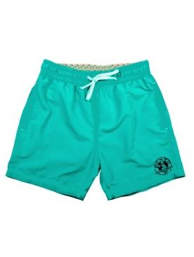 Short Classico Vert Turquoise