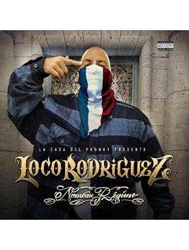 "Album Cd ""Loko Rodriguez"" - Nouveau regime"