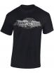 """Tee-shirt Assassin """"Typo"""" noir"""
