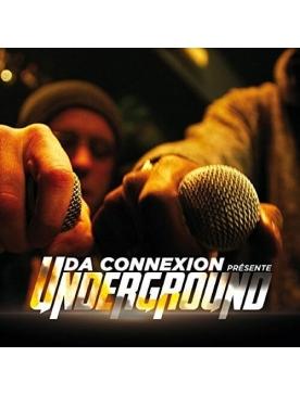 """Album Cd """"Da Connexion"""" - Underground"""