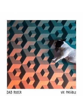 """AlbumCd-DabRozer-""""ViePaisible"""""""