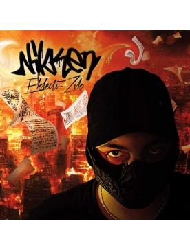 "AlbumCd-Nikken-""Eklecti-zik"""