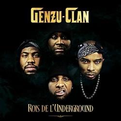 """Album Cd """"Genzu Clan"""" Rois de l'underground"""