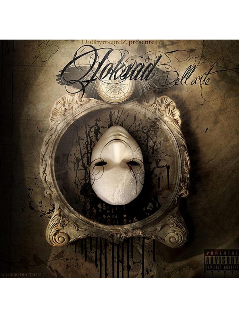 """Album Cd """"Joksad"""" - Dell'Arte"""