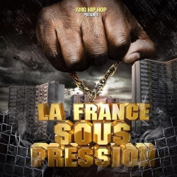 "Album Cd ""AMG HIP HOP"" - La France sous pression"