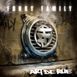 "Album Cd ""Fonky family"" - Art de rue"