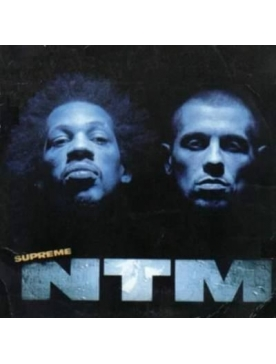 "Album Cd ""NTM"" - Supreme"