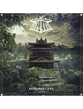 "Album Cd "" IAM "" - Arts Martiens"