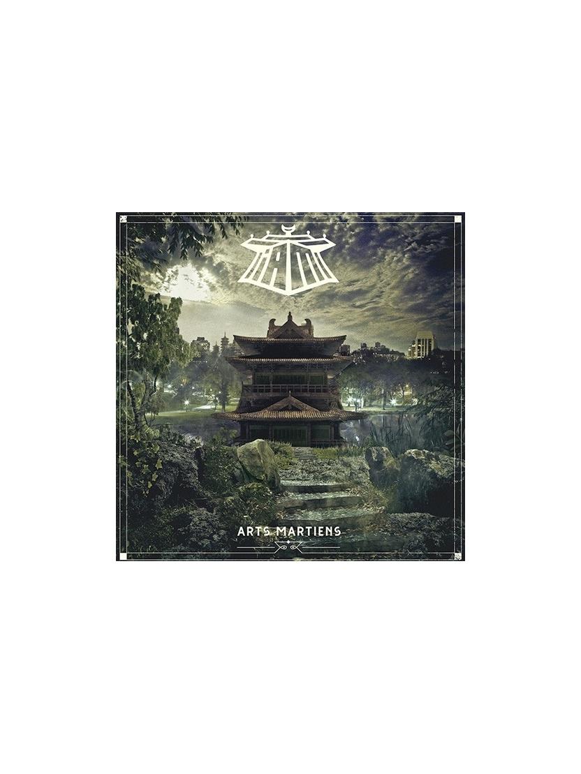 """Album Cd """" IAM """" - Arts Martiens"""