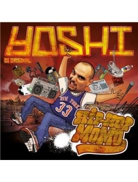 "Album Cd ""Yoshi"" - Hip hop Momo"
