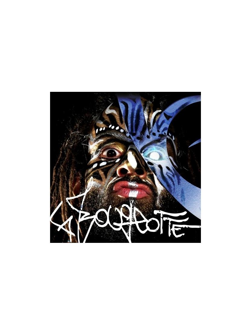"Album cd ""La bougeotte"" - Je vide ma musique"