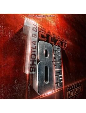 "Album Cd "" Barbes Clan "" - 18 grammes"