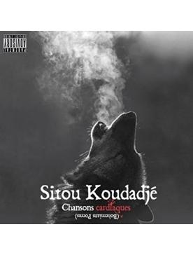 """Album Cd """"Sitou Koudadjé - Chansons cardiaques"""