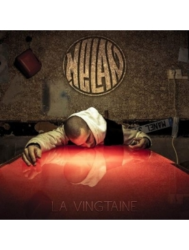 "Album Cd ""Melan - La vingtaine"""