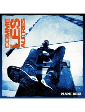 """Album Cd """"Mani Deiz - Comme Les Autres"""""""