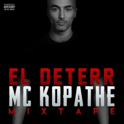 "Album Cd ""El Deterr - Mc Kopathe"""