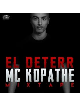 "Album Cd ""El Deterr - Mc Kopathe"""