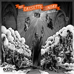 "Album Cd ""Mani Deiz - The Cassette Sunday"""