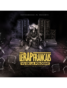 "Album Cd ""Le rap francais vu de la Pologne"" - Million beats"