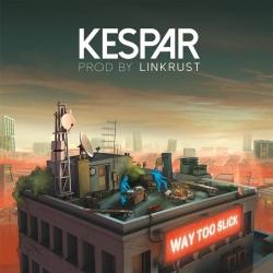 "Album cd ""Kespar"" - Way too slick"
