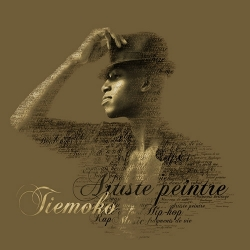 "Album Cd Tiemoko "" Artiste peintre"""