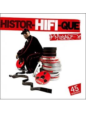 Album Cd Hifi - Histor-hifi-que