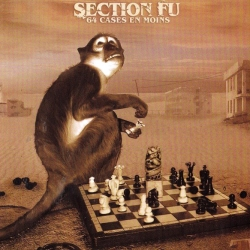 "Album Cd ""Section Fu - 64 cases en moins"""