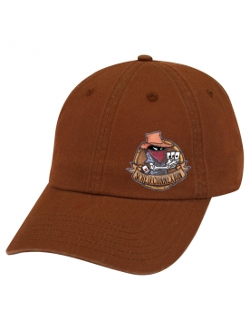 "Casquette ""Poker"" Marron"