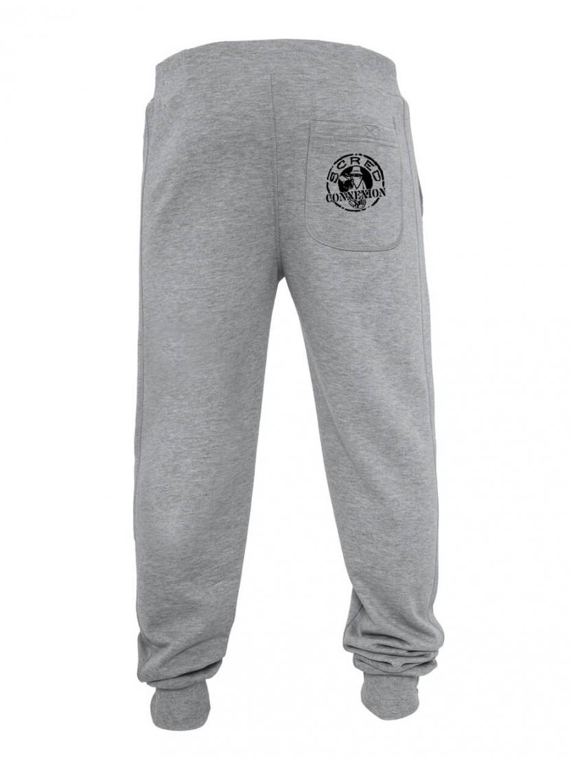 Pantalon de jogging gris classic