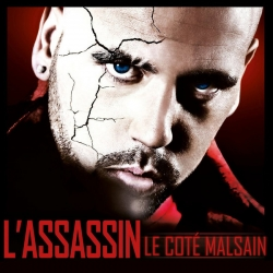 "Album Cd ""Sinik - L'Assassin Le Côté Malsain"""