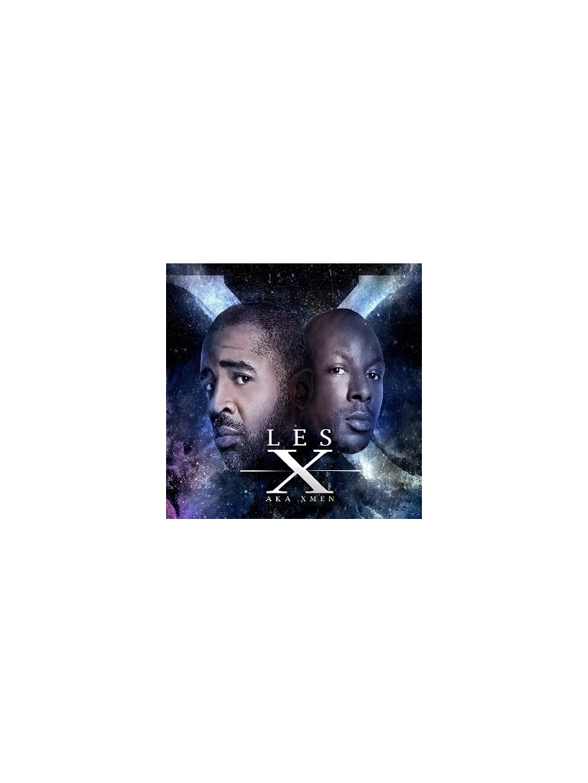 "Album cd ""Xmen"" - Les X aka Xmen (double cd)"