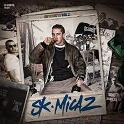 "Album Cd - ""Sk Micaz - Artefacts vol 2"""