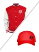 Pack 05 : Teddy Rouge + Casquette Rouge