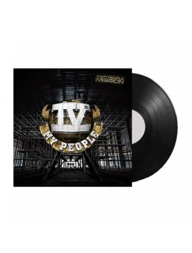"""Album Vinyl """"IV My People mission - Iv My People"""""""