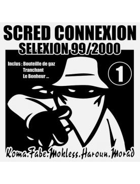 """Album CD """"Scred Selexion vol 1"""""""