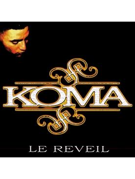 "Album Cd ""Koma - Le Reveil"""