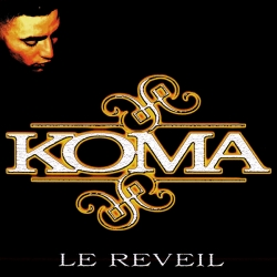 "Album Cd ""Koma - Le Reveil"" Edition Collector Dédicacée"