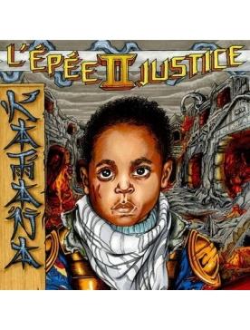 "Album Cd ""Katana - L'épée II Justice"""