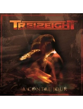 "Album cd ""Treizeight"" - A contre jour"