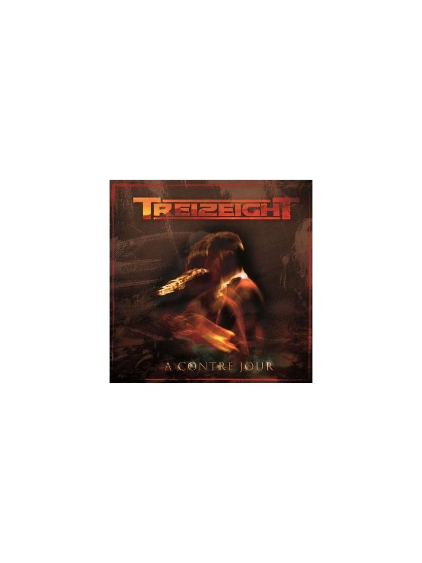 "Album cd ""Treizeight"" - A contre jour"