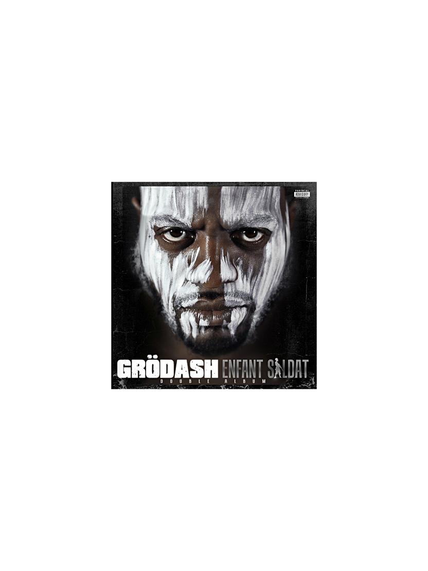 """Album Double Cd """"Grodash"""" - Enfant soldat"""