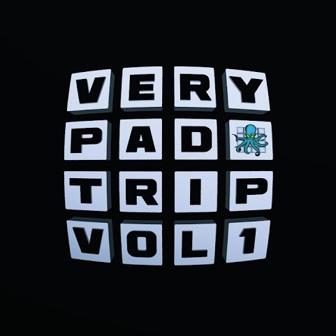 "Album Cd ""Very Pad Trip vol.1 - Pedro le Kraken"""